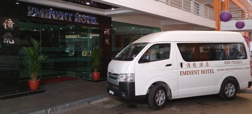 Eminent Hotel Guest Shuttle